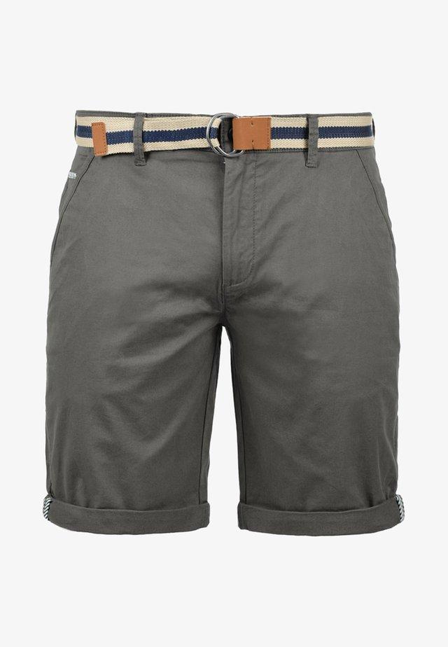 Monty - Shorts - dark grey