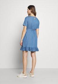 Paulina - MISSION - Day dress - blue - 2
