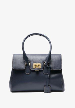 INICOLETTA    A - Handbag - blu/oro