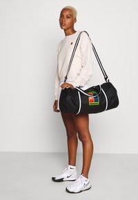 Nike Performance - COURT - Sports bag - black/white - 4
