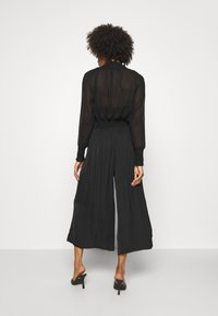 InWear - FRIEDAIW PANT - Trousers - black - 2