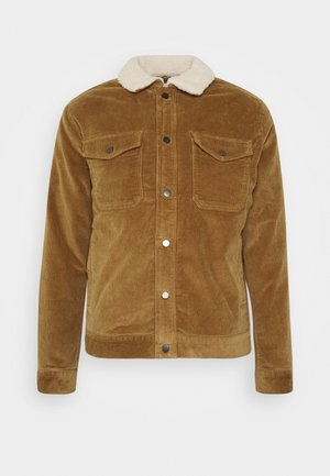 SUJOE - Winter jacket - camel