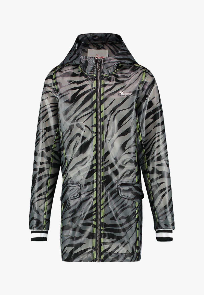 Vingino - Waterproof jacket - deep black