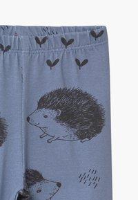 Walkiddy - HAPPY HEDGEHOGS BABY UNISEX - Leggings - Trousers - blue - 2