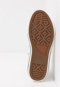 Converse - CHUCK TAYLOR ALL STAR LITTLE MISS CHUCK - Sneakers hoog - white/garnet/midnight navy - 5