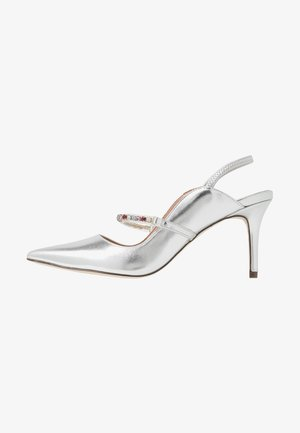 OULAYA - Tacones - silver