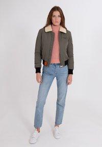 Bombers - BARCELONE - Winter jacket - khaki - 1