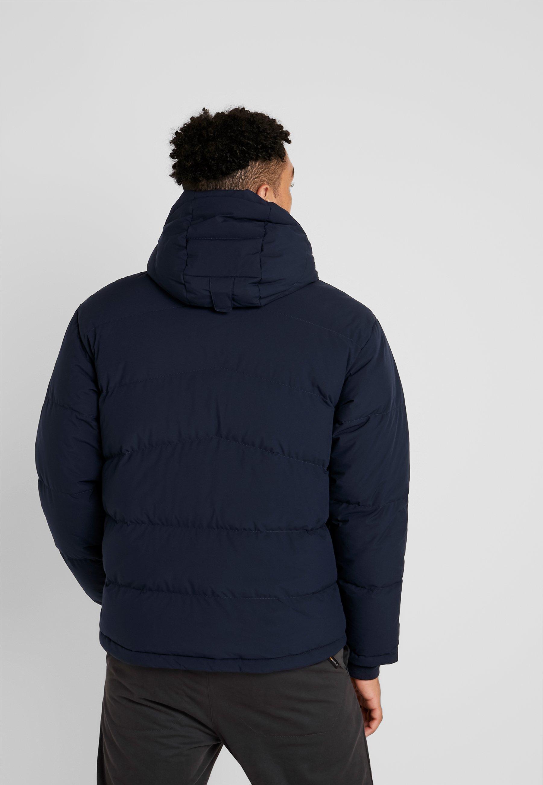 ALBI Gewatteerde jas dark blue