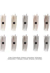 Bobbi Brown - PERFECTLY DEFINED LONG WEAR BROW PENCIL - Eyebrow pencil - 6e4f42 rich brown - 3