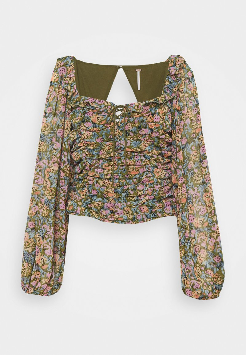 Free People - MABEL PRINTED BLOUSE - Blouse - multi-coloured