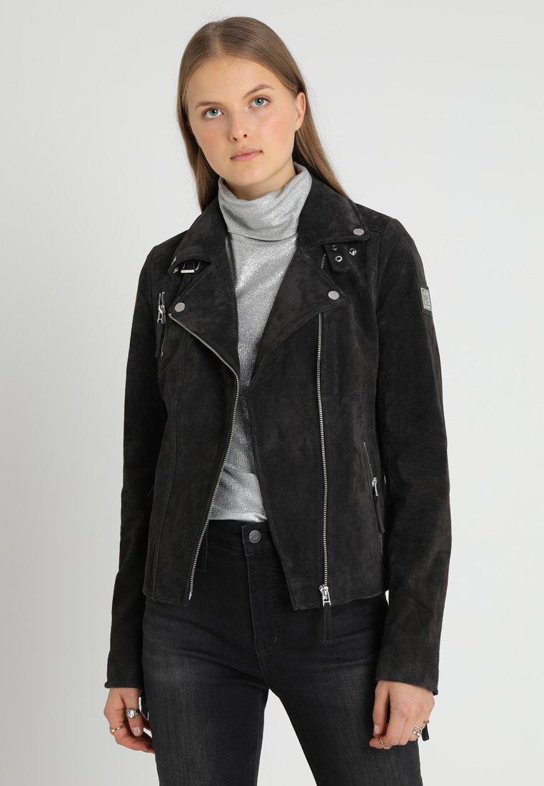 Women BIKER PRINCESS - Leather jacket