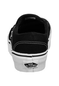 Vans - ASHER - Trainers - black / white - 2