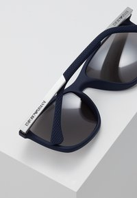 Emporio Armani - Solbriller - dark blue - 4