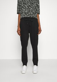 Opus - ELENI - Pantalones - black - 0