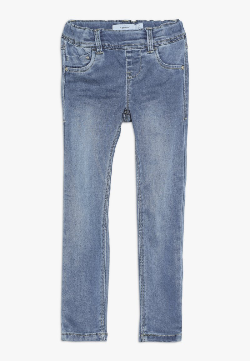 Name it - NKFPOLLY - Džegíny - medium blue denim