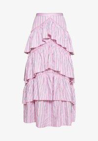 Mossman - THE LALITO SKIRT - Maxi skirt - stripe - 4