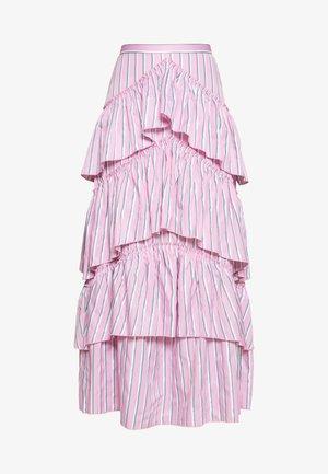 THE LALITO SKIRT - Maxi skirt - stripe