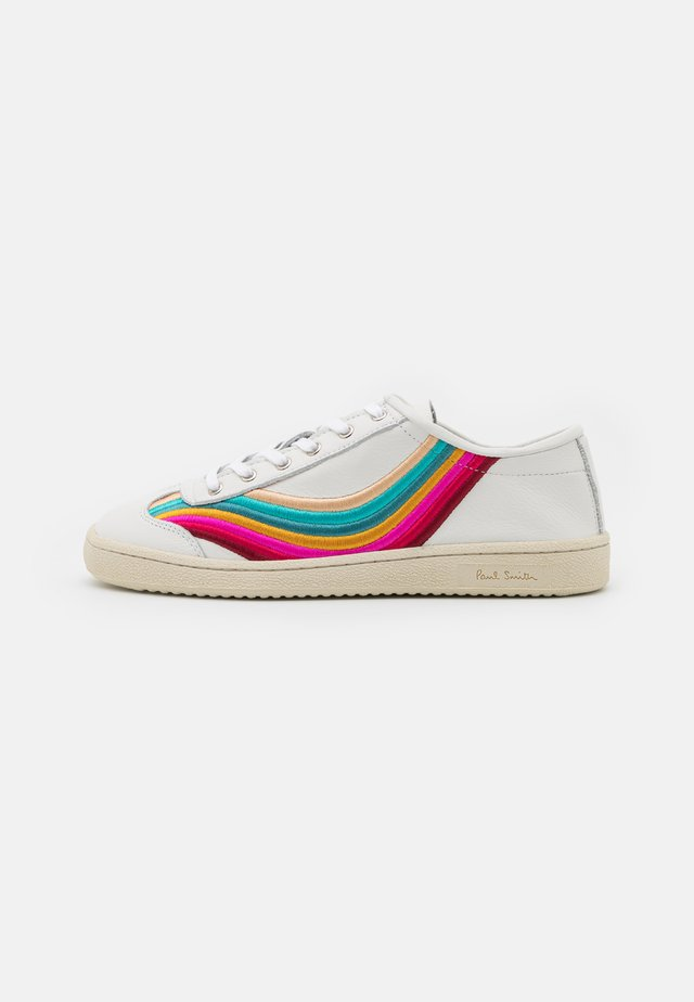 ZIGGY - Trainers - white swirl
