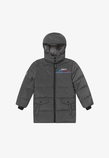 SMALL BOYS - Winter coat - grey
