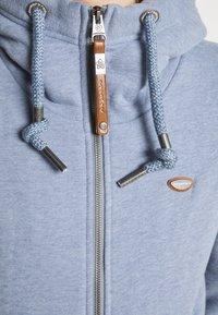 Ragwear - NESKA ZIP - Zip-up sweatshirt - lavender - 6