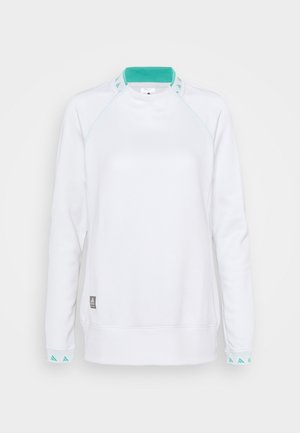 EQUIPMENT CREW  - Long sleeved top - white