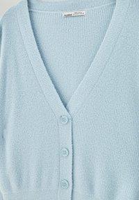PULL&BEAR - Cardigan - mint - 4