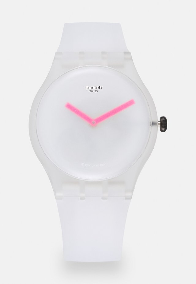 SNOW BLUR UNISEX - Reloj - white