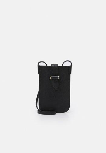 FIONA MOBILE CROSS-BODY - Phone case - black