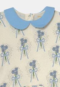 Mini Rodini - WINTERFLOWERS DRESS - Jersey dress - blue - 2