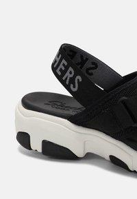 Skechers Sport - DADDY - Sandals - black - 5