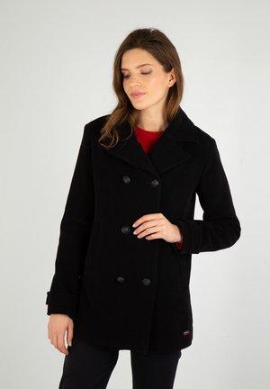 PENFRET - Short coat - noir