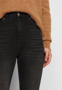Dr.Denim Petite - MOXY - Jeans Skinny Fit - black mist - 3