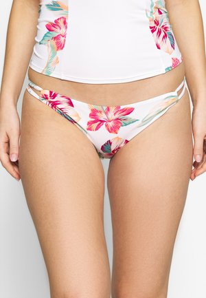 BY FUL BOT - Bikiniunderdel - bright white tropic call