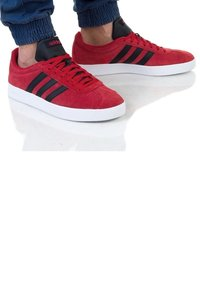 adidas Originals - Sports shoes - red, white - 4