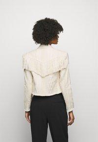Iro - TEVA JACKET - Summer jacket - off-white/beige - 2