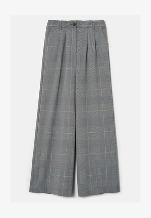 MISSING TITLE - Trousers - grey