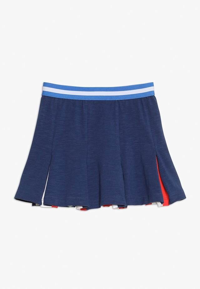 GIRLS SKIRT - Pliceret nederdel /Nederdele med folder - navy