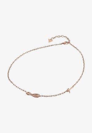 ETERNAL LOVE - Necklace - rose goldenfarbe