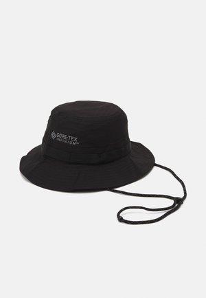 CHARLY BUCKET HAT UNISEX - Klobuk - black