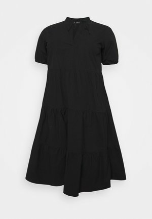 CARCORINNE CALF DRESS - Day dress - black