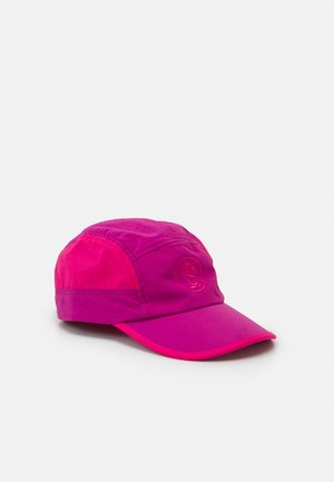 UNISEX - Caps - dark rose/magenta