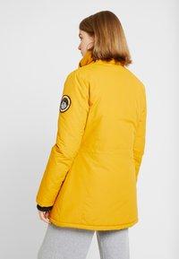 Superdry - ASHLEY EVEREST - Winter coat - amber ochre - 3