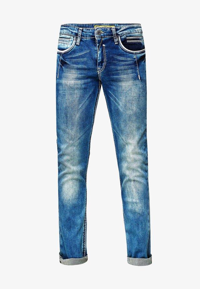 NEW YORK 29 - Straight leg jeans - blau