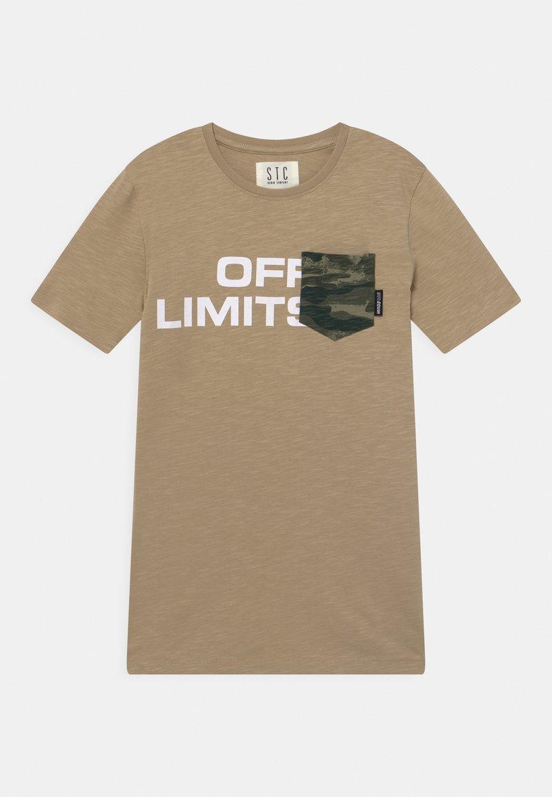 Staccato - TEENAGER - T-shirt print - desert