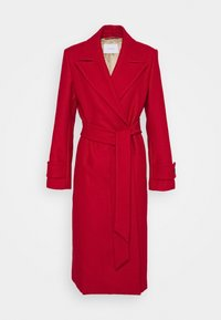 IVY & OAK - BELTED COAT - Classic coat - allure red - 5