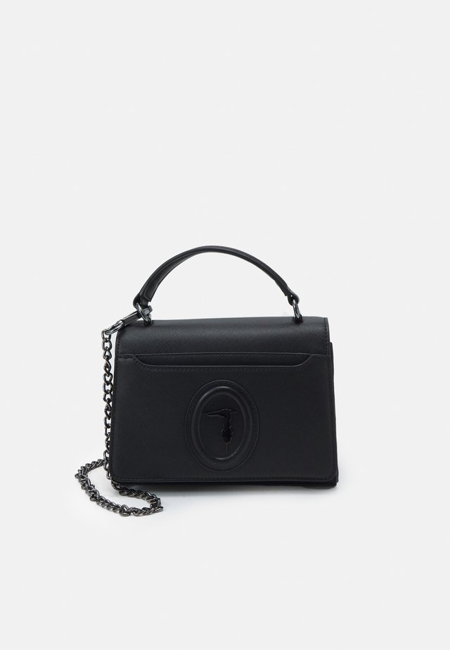 MAIN DAHLIA CROSSBODY SAFFI - Handbag - black
