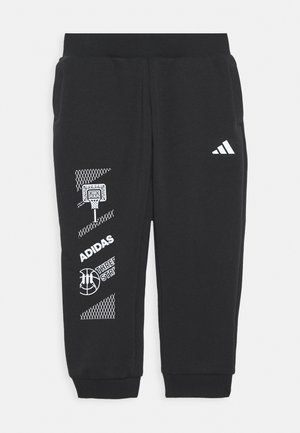 SPORTSWEAR STREET TRAINING PANTS - Tracksuit bottoms - black