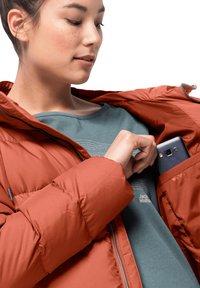 Jack Wolfskin - CRYSTAL PALACE - Winter coat - saffron orange - 2