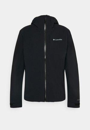 OMNI-TECH™ SHELL - Waterproof jacket - black