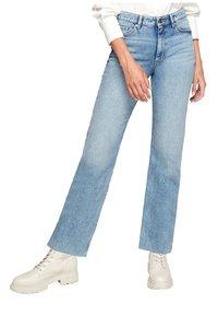 s.Oliver - REGULAR - Straight leg jeans - blue - 5